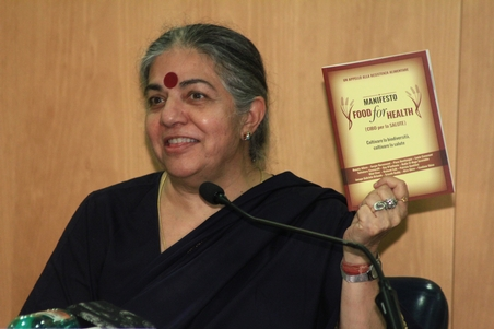 Vandana Shiva: Food For Health