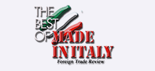Made in Italy - Since 1946
